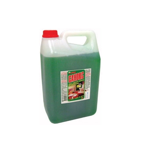 фото: Чистящее средство для сантехники Аист Санокс 5л