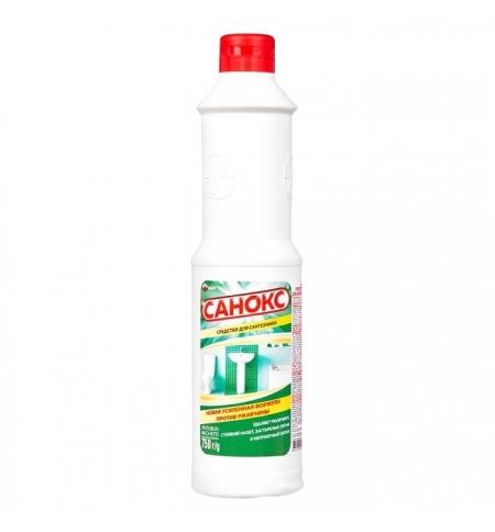 фото: Чистящее средство для сантехники Аист Санокс 750мл
