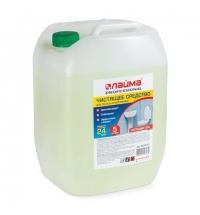 Чистящее средство для сантехники Лайма Professional 5л, гель с отбеливающим эффектом