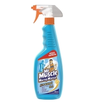 Чистящее средство для сантехники Мистер Мускул 5в1 500мл, для ванны, спрей