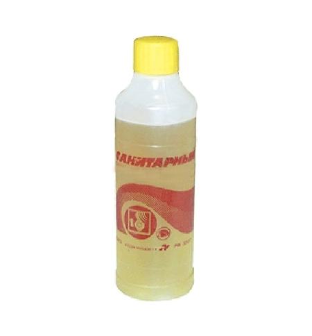 фото: Чистящее средство для сантехники Санитарный 500мл, классик, жидкость