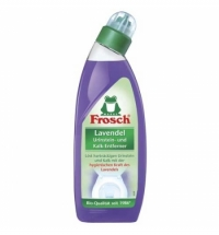 Чистящее средство для унитаза Frosch 750мл, лаванда, гель