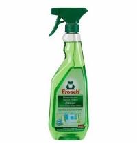 Чистящее средство для стекол Frosch 750мл, лимон, спрей