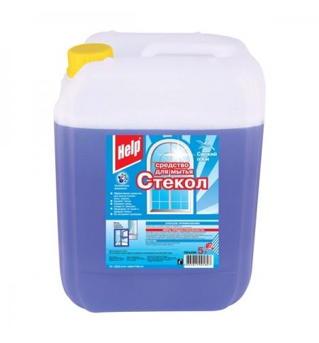фото: Чистящее средство для стекол Help 5л