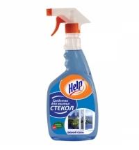 Чистящее средство для стекол Help 750мл, спрей