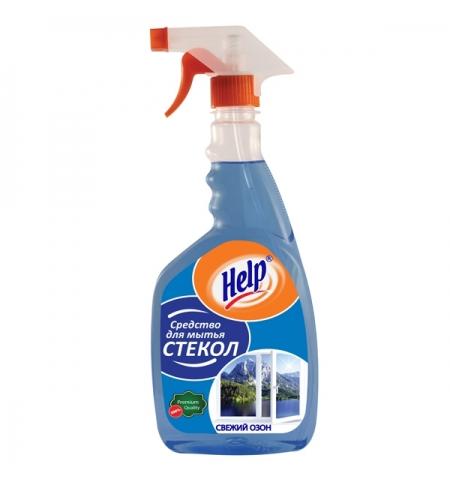 фото: Чистящее средство для стекол Help 750мл, спрей