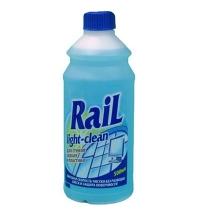 Чистящее средство для стекол Аист Rail 500мл, запасной блок