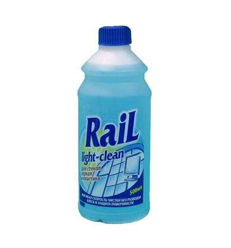 фото: Чистящее средство для стекол Аист Rail 500мл, запасной блок