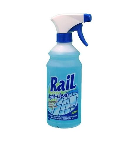 фото: Чистящее средство для стекол Аист Rail 500мл, спрей