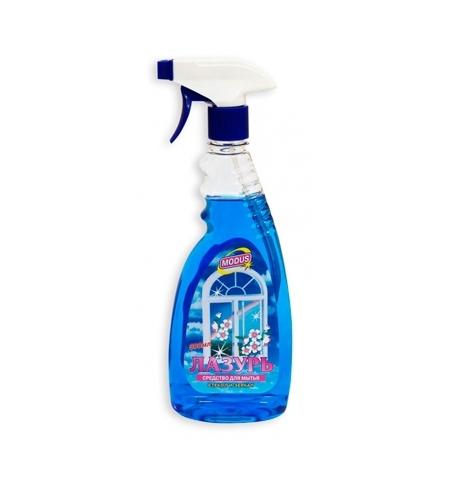 фото: Чистящее средство для стекол Лазурь 500мл, цветочный, спрей