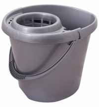 Ведро Officeclean Professional 12л, пластик, с носиком для слива