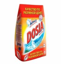 Стиральный порошок Dosia 5.5кг, альпийская свежесть, автомат