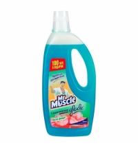 Универсальное чистящее средство Мистер Мускул 750мл, после дождя, жидкость