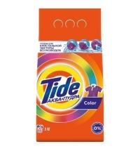 Стиральный порошок Tide Аква-Пудра 3кг, альпийская свежесть, автомат