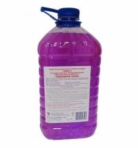 Средство для мытья пола Аист 4л, сиреневый туман, с бактерицидным эффектом